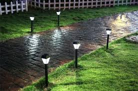 Decorative Solar Lights For The Garden  Home Outdoor DecorationLed Solar Powered Garden Lights