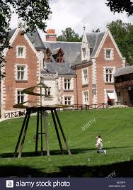 le château du clos lucé à amboise est la maison où léonard de vinci vécut les dernières années de sa vie vallée de la loire france