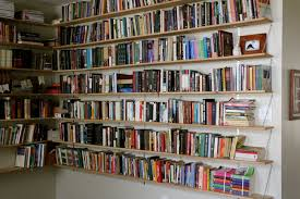 Wall To Wall Bookshelf Wall Bookshelves 10 Clever Small Bedroom Ideas Dcor Tricks