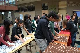 Community Service Clubs Add 15 Minute Projects To The End Of
