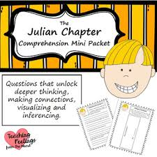 the julian chapter prehension mini packet