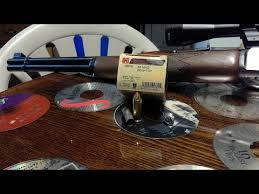 Hornady 225 Grain Leverevolution 44 Mag Through A Carbine