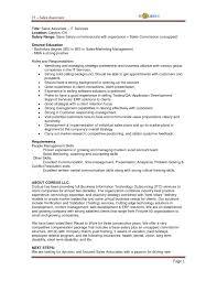 Sales Associate Job Description Resume Drupaldance Com