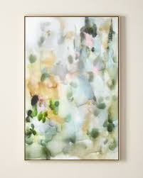 """John-Richard Collection """"Le Jardin des Mysteres I"""" Giclee Art by Melissa  Griffith and Matching Items"""
