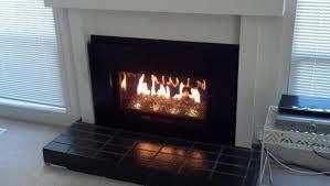 glass rock gas fireplace insert glass designs from fireplaces with glass rocks source digitalawardzz com