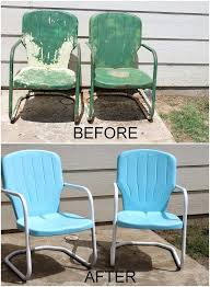 spray paint patio furniture nonsensical vintage metal outdoor furniture best painting chairs ideas on spray paint