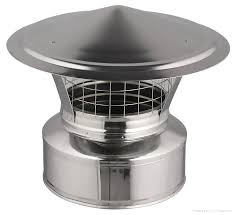 stove pipe cap. ce and double wall stainless steel chimney cap pipe fitting pellet stove 2