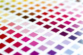 Pantone Color Chart Stock Editorial Photo Juliedeshaies