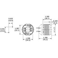 lh0529 26w 32w 42w g24q 3 gx24q 3 base 4 pin cfl lamp holder lh0565 26w 32w 42w g24q 3 gx24q 3 4pin cfl threaded lamp