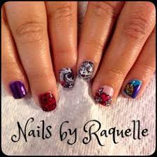 raquelle castro valley ca united states sac manicure with hand painted nail