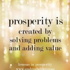 Image result for prosperity