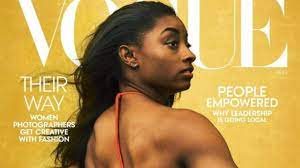Vogue Cover von Simone Biles sorgt für ...