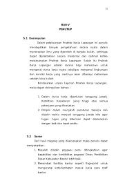 Contoh laporan pkl smk berbagai jurusan. Laporan Pkl Dinas Pendidikan Dasar Kab Bantul