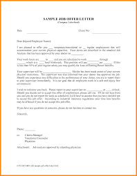 offer letter template informatin for letter 8 job offer letter template workout spreadsheet