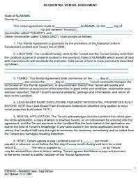 Apartment Lease Agreement Free Printable Tenancy Form Beautiful