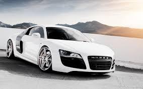 white audi r8 wallpaper. Simple Wallpaper Audi R8 Wallpaper White And 7