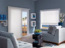 blind bali vertical cellular shades sliding glass door shutters fabric blinds french doors with between the