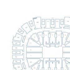 Vivint Smart Home Arena Interactive Basketball Seating Chart