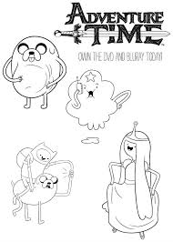 Small Picture Best 10 Adventure time coloring pages ideas on Pinterest
