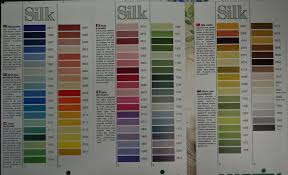 Madeira Embroidery Thread Colour Chart Details About Full 108 Range Madeira Silk Floss Embroidery Thread 100 Pure Silk