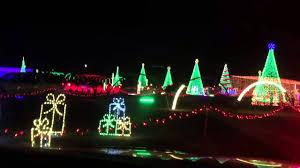 Christmas Lights Kearns Christmas In Color Kearns Utah Youtube