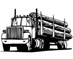 logging coloring pages car transporter logging truck coloring pages best place to color