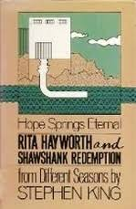 book vs movie the shawshank redemption the readventurer different seasons cover