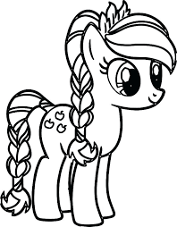 Pony Coloring Pages My Little Rarity Pinkie Pie Plus Twilight Page