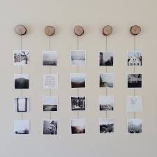 Hang Your Photos on a String