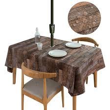 new outdoor waterproof tablecloth