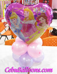 Princess Balloon Decoration Balloon Decoration Packages Cebu Balloons And Party Supplies