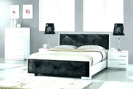 white modern bedroom set – vavel.info
