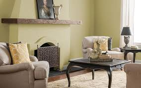 Living Room Paint Colours