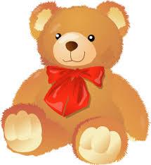 תוצאת תמונה עבור teddy bear clipart