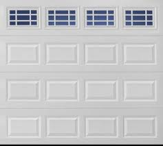 Fantastic Single Garage Doors With Windows with Single Car Garage