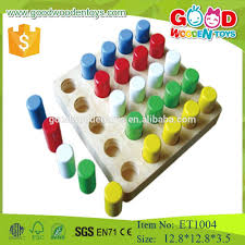 Wooden Peg Board Game 100 Educational Funny Wooden Peg Board Game For Child Buy 55