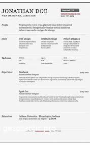 Make Free Resume Online Stunning Free Resumes Online Formatted Templates Example