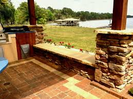 trend patio wall ideas stylish how to use seating walls for outdoor