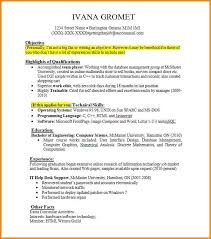 12 Resume Examples For Jobs With Little Experience Happy Tots