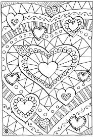 Coloring Page Kleurplaten Heart Coloring Pages Coloring Pages
