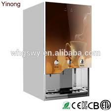 Best Coffee Vending Machine Unique Best Flavorful Instant Coffee Vending Machine With Main Water Supply