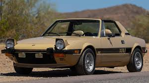 Looking for a classic fiat? The Fiat X1 9 History Generations Specifications