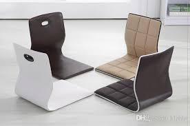 modern japanese furniture. 2017 Japanese Furniture Living Room Chair Wholesale Faux Leather 4 Cheap Modern Home