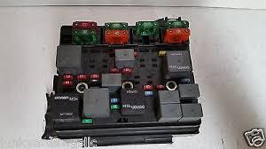 2003 chevrolet bu 3 1l fuse box block relay panel used oem 2003 chevrolet bu 3 1l fuse box block relay panel used oem 583 22697783 fb