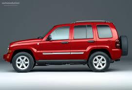 JEEP Cherokee/Liberty specs - 2005, 2006, 2007 - autoevolution