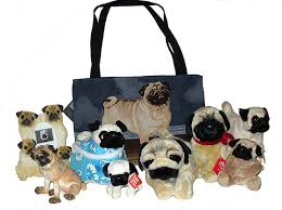 pug stuffed s facts and information are in the kennel at jeannie s cote there are pug frames made by e s imports k a buddy pug stuffed