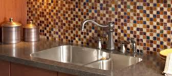 karran e 260r edge series sink installed in laminate