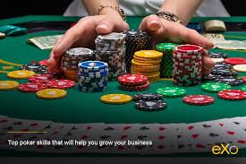 Top Poker skills that will help you grow your business | eXo Platform