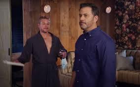 Jimmy Kimmel taking break from late-night show; Matt Damon furious -  syracuse.com