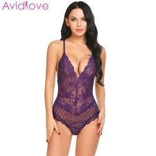 Avidlove <b>Women Sexy Lingerie</b> Lace <b>Dress</b> Babydoll Plus Size <b>Sexy</b> ...